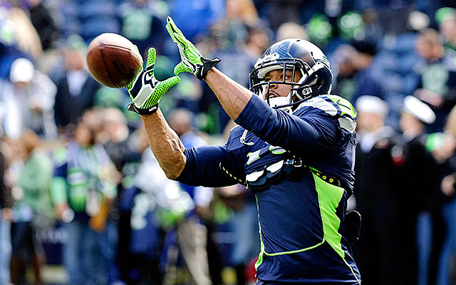 It looks likely Percy Harvin won't play for the Seahawks on Monday. (USATSI)