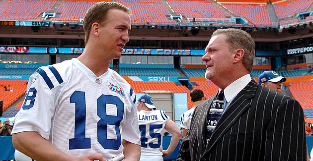 Handicapping where Peyton Manning plays in 2012
