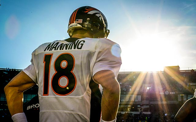 Peyton Manning's future could depend on an offseason exam. (USATSI)