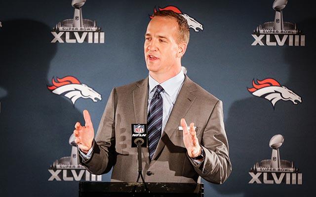 Peyton Manning plans to play in 2014. (USATSI)