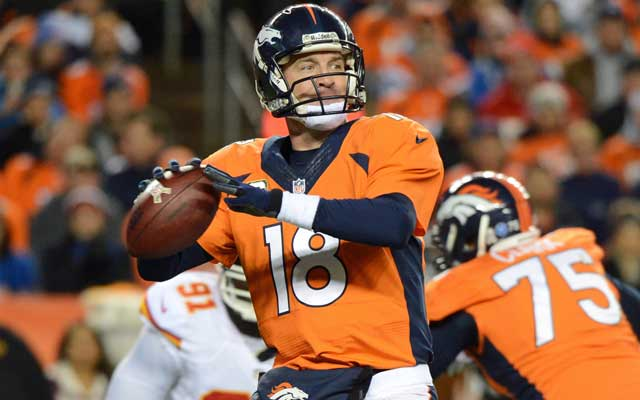Peyton Manning threw for 323 yards vs. the Chiefs' stout defense. (USATSI)