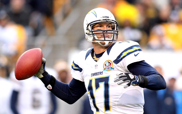 Chargers Qb Philip Rivers Says Good Chance He Wears