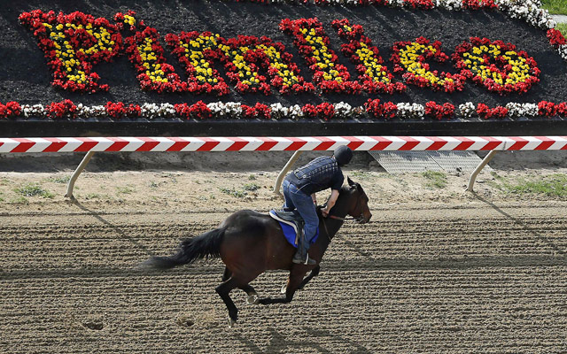 Preakness date not changing anytime soon