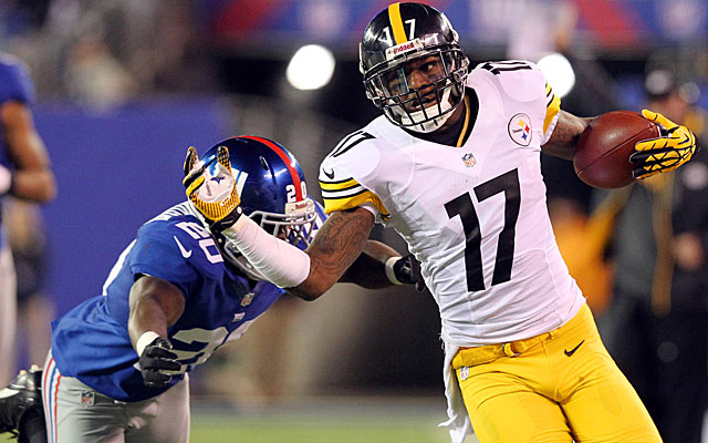 Steelers vs. Giants (US Presswire)