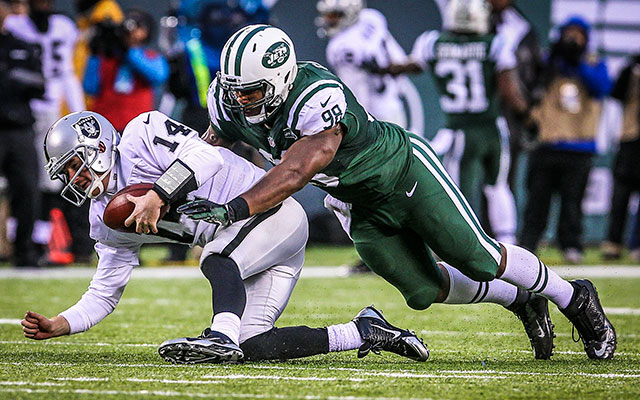 Joe Klecko hasn't been impressed with Quinton Coples. (USATSI)