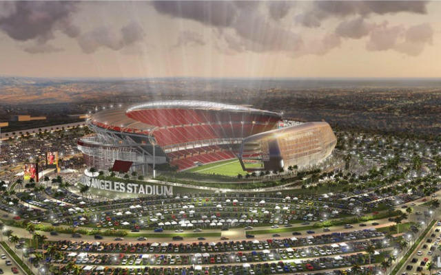 Raiders Chargers Stadium Plan Approved By Carson City