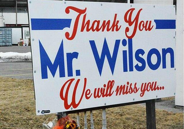 The people of Buffalo got to celebrate Ralph Wilson. (USATSI)