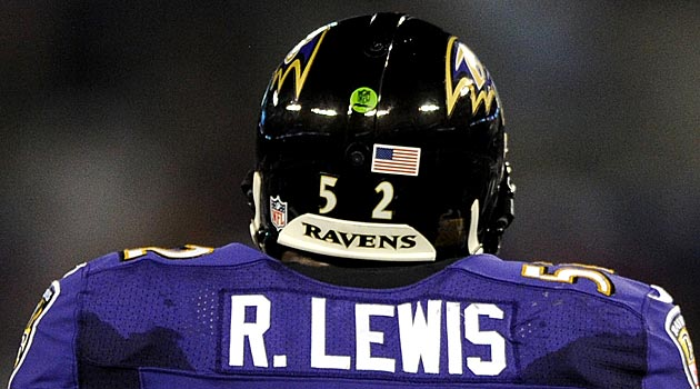 Ravens Activate Ray Lewis Not Expected To Play Sunday