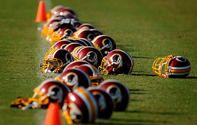 The Redskins continue to face criticism from groups who oppose the team name. (USATSI)