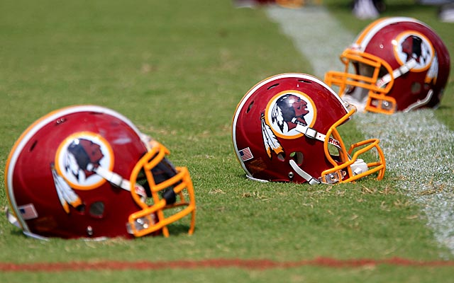 The Redskins name has turned into an international controversy. (USATSI)