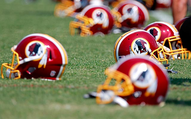 Half the U.S. Senate wants the Redskins to change their name. (USATSI)