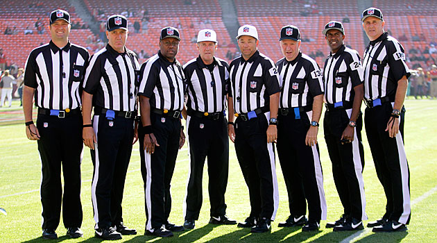 Report Nfl Referees Could Remain Locked Out Into Regular Season