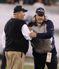 Rex and Rob Ryan (US Presswire)