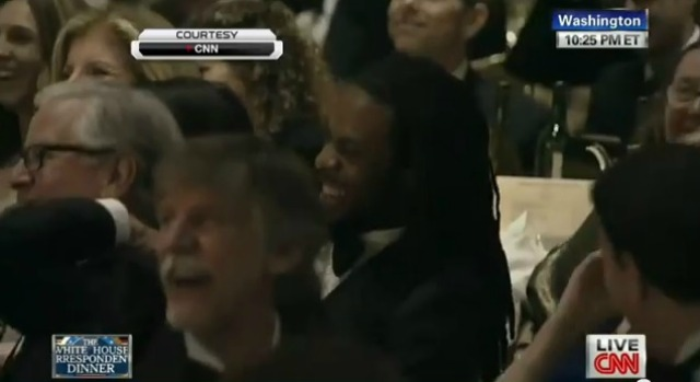 Richard Sherman finds President Obama funny. (USATSI)