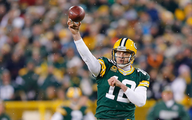 Aaron Rodgers Has Dominated Rod Marinelli Defenses In 11 Matchups Getty Images