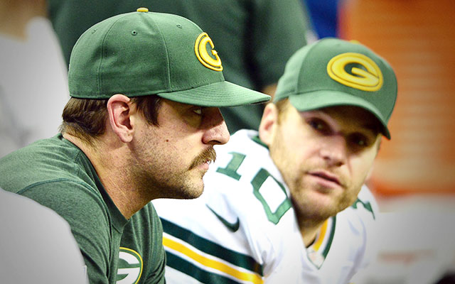 Aaron Rodgers not yet cleared by Packers' medical staff