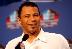 Rod Woodson takes over as DB coach in Oakland (Getty).