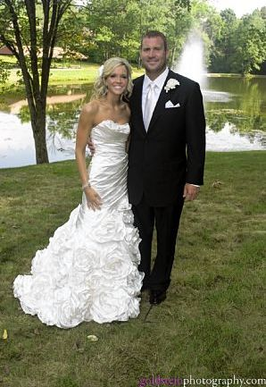 B. Roethlisberger has gotten married (Goldstein Photography).