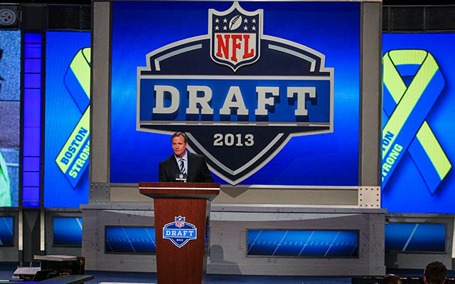Stay off Twitter if you don't want to find out who teams will take ahead of time. (USATSI)