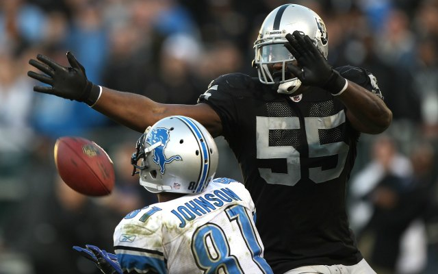 Rolando McClain won't immediately be available for Cowboys training camp. (Getty Images)