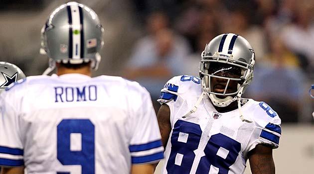 Cowboys Qb Tony Romo On Wr Dez Bryant I Have His Back
