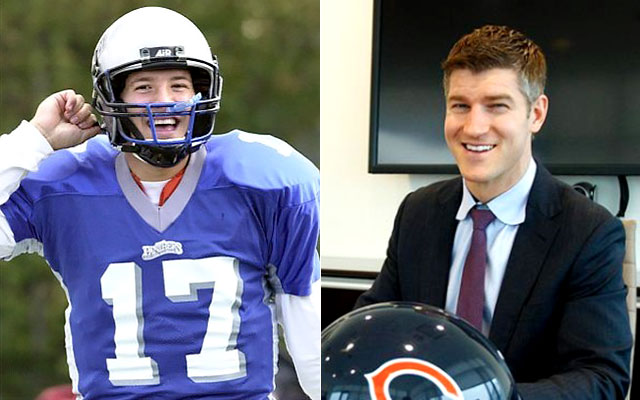 New Bears Gm Ryan Pace Played At Eastern Illinois Like Romo Payton