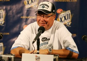 Ron Jaworski thinks today's players don't care about those from yesterday (Getty).