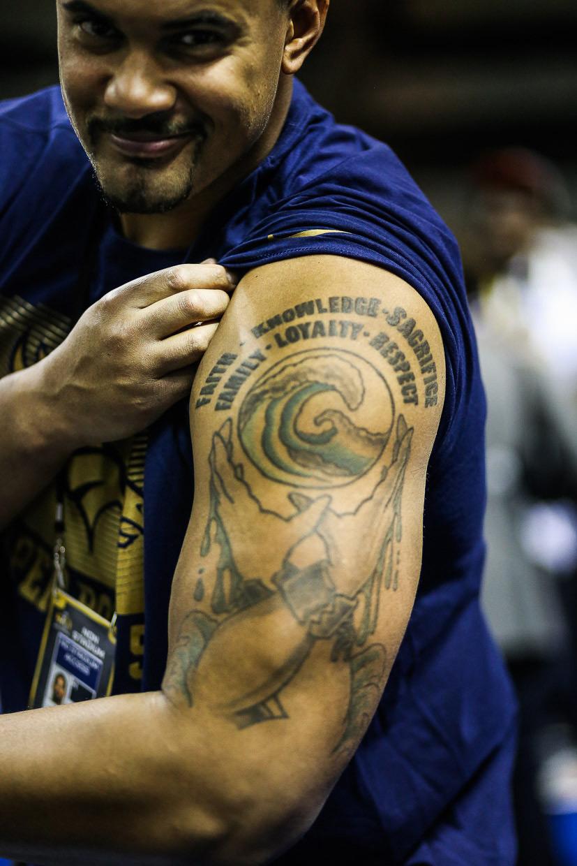 Nfl Tattoos Super Bowl 50: ...