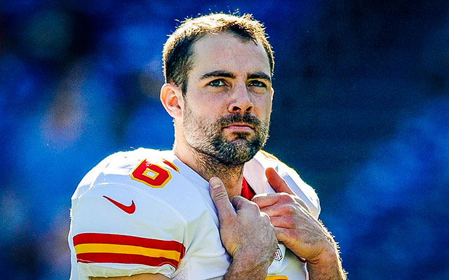 Former Chiefs kicker Ryan Succop won't be out of work long. (USATSI)