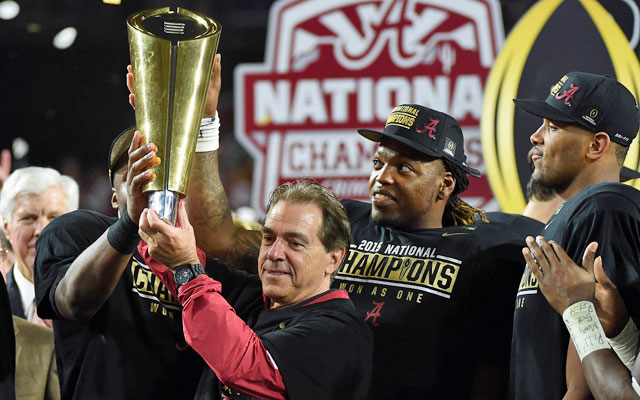 there s no end in sight for nick saban and his alabama dynasty