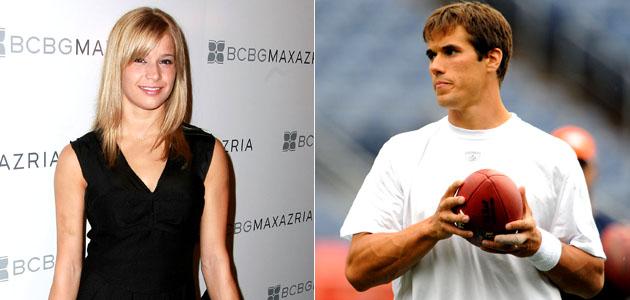 Alicia Sacramone And Brady Quinn 2011
