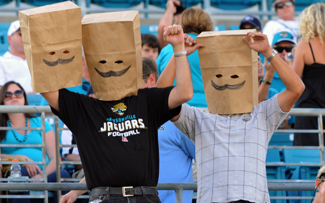 It's been tough being a Jags fan recently.