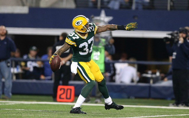 Sam Shields will return to Green Bay. (USATSI)