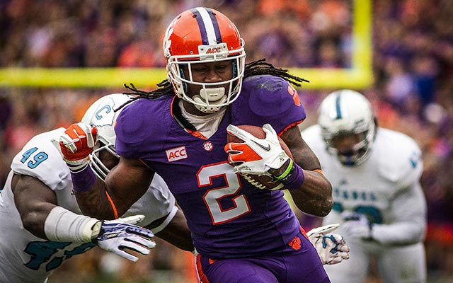 There's no way Sammy Watkins ends up in Detroit, right? (USATSI)