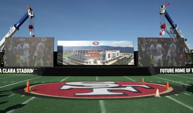 San Francisco lands Super Bowl L; LI to Houston