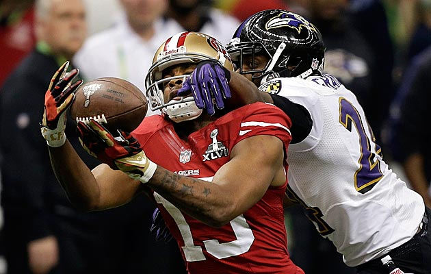 Corey Graham played well as a member of the Ravens' secondary. (USATSI)