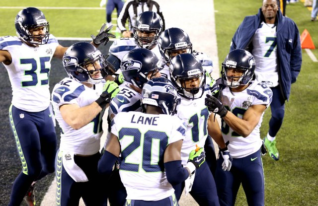 Seattle put up some outstanding numbers Sunday. (USATSI)
