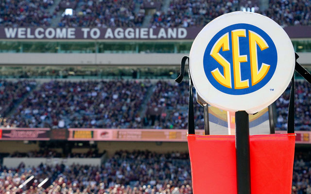 The SEC is having no issues finding talent. (USATSI)
