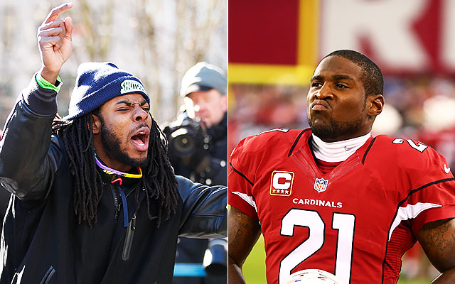 Richard Sherman just got paid. Patrick Peterson is looking to. (USATSI)