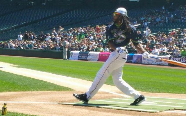 Richard Sherman Celebrity Softball Game — Lyft Blog