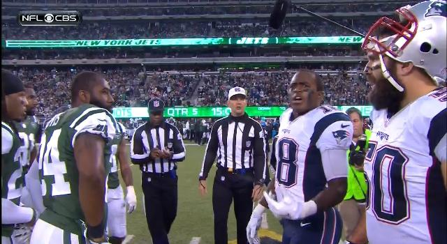 Patriots Win Overtime Coin Toss Choose To Kick To Jets Promptly