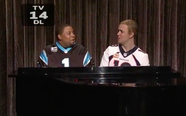 Ebony And Ivory Snl 50