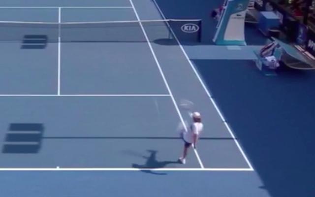 Roger Federer escapes the heat in easy win over Nikoloz Basilashvili