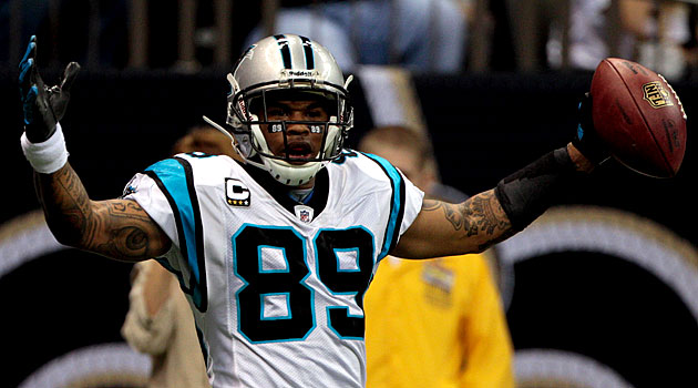 After 14 seasons the Panthers have parted ways with Steve Smith. (USATSI)