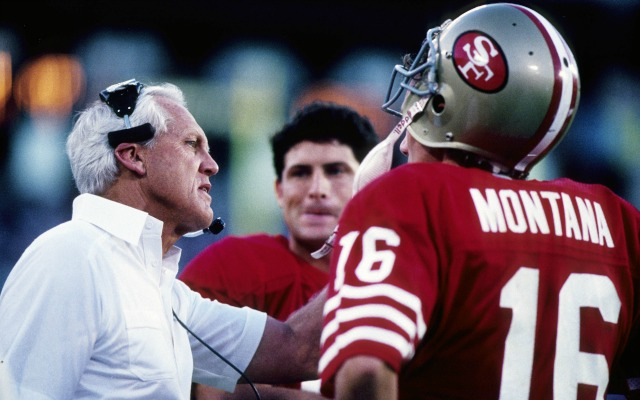 Steve Young replacing Joe Montana turned out well for San Francisco. (USATSI)