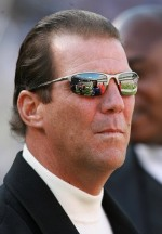 Baltimore owner Steve Bisciotti is not pleased with Chicago (US Presswire).