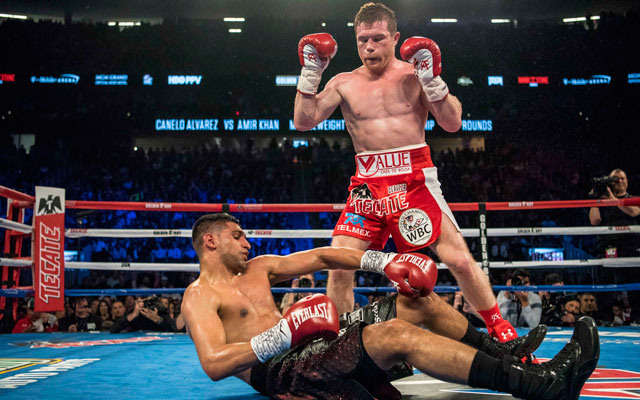 Amir Khan refuses to consider retirement despite brutal knockout by Saul Alvarez