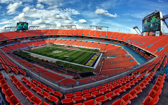 Sun Life Stadium will get a makeover between now and 2016. (USATSI)