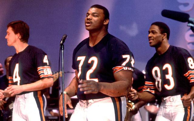 Super Bowl shuffling Bears are the best Bears.
