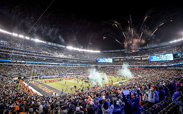 Cold-weather cities are lining up to host the Big Game. (USATSI)